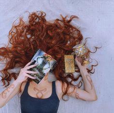 Clary Fairchild - The Mortal Instruments @cassandraclare