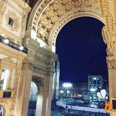 Milan! #milano #milan #milanocity #piazzaduomomilano #duomomilano #galleriavittorioemanuele #igersmilano #igerslombardia #architecture #picoftheday #bestoftheday #bestofthebest #photooftheday #womboit