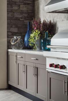 Luxury Marine Grade Polymer Outdoor Cabinets