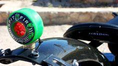 skateboard wheel tail light - Google Search