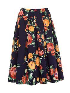 Sweet Surprise Midi Skirt | Vintage Style | Review Australia
