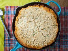 Get Tamale Pie Recipe from Food Network Pie Recipes, Raw Food Recipes, Casserole Recipes, Food Network Recipes, Mexican Food Recipes, Cooking Recipes, Mexican Desserts, Freezer Recipes, Freezer Cooking