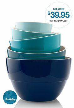 Mixing Bowls: Prep & Mixing Bowl Shopping | Crate and Barrel