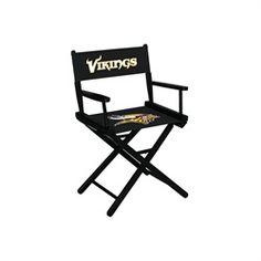 Minnesota Vikings Directors Chair Table Height