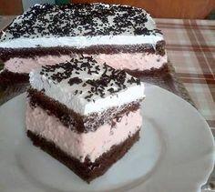 Hungarian Desserts, Hungarian Recipes, Hungarian Food, Eastern European Recipes, European Cuisine, Sweet Recipes, Cake Recipes, Dessert Recipes, Paleo