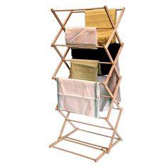 Wäscheständer Holz wäscheständer holz 132 manufactum haushalt dryer