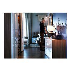 LJUSÅS YSBY Tischleuchte IKEA Schirm aus Stoff; sorgt für gestreutes, dekoratives Licht. Dimmbar; Lichtstärke lässt sich nach Bedarf einstellen.