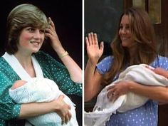 Kate pays tribute to Diana in polka-dot baby dress (with images, tweets) · cbccommunity