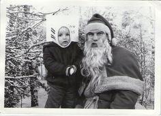 Creepy Santa pic from dawnandross at etsy.com