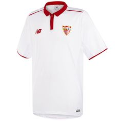 Sevilla Home Shirt 2016 2017 - Discount Football Shirts d7204705d3990