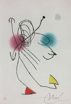 Joan Miró, Almario, 1985, Artgráfico