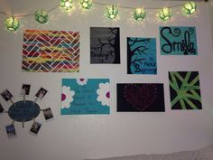 Just some of my paintings