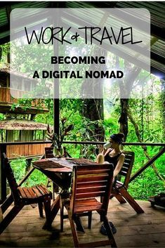 Do you long to leave the cubicle world behind? Want to post pictures of yourself in exotic locales? Need a fresh start? Become a digital nomad. Financial Goals, Financial Planning, Saving Tips, Saving Money, Traveling Teacher, Europe Travel Tips, Budget Travel, Make More Money, Earn Money