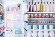 This blogger's pantry is next level amazing