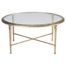 Heron Round Coffee Table