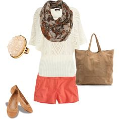 Coral is a great color.....