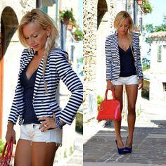 H&M Blazer, Arcadia Bag
