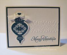 Turtle Creations: Ornament Keepsakes - CASEs