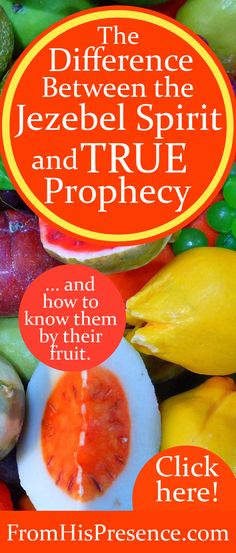 How to discern between true prophecy from godly leaders and false prophecy or leadership from a Jezebel spirit.