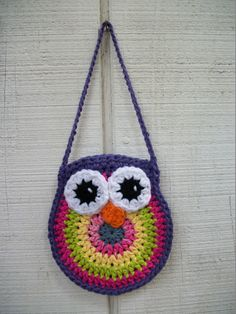 Owl Purse / Coin Purse - pinned by pin4etsy.com