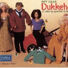 Det lille dukkehæfte - Marks & Kattens