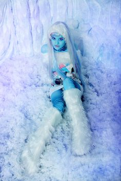 Cosplay monster high