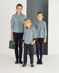 Total look for the whole family | Total look para toda la familia #kidswear…