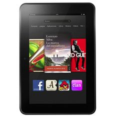 Kindle Fire HD 8,9 (22,6 cm), audio Dolby, wifi de doble banda y doble antena, 16 GB - Con Ofertas especiales