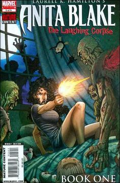 Anita Blake - Laughing Corpse