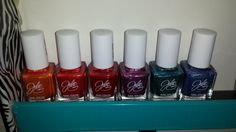 Never used Julie GumDrop textured polish. Full set for $25 shipped.