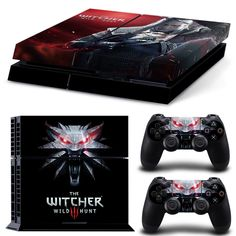 >> Click to Buy << for witcher game design skin for PS4 console and 2PCS controller skin sticker decal skin  #TN-P4-1938 #Affiliate