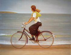Painting by American Artist Bo Bartlett