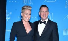 Celebrity News: Carey Hart Shares Sweet Family Photo on Anniversary with Pink.#celebritynews #careyhart #family #love