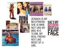 """MY BESTFRIENDD LOML ILYTD"" by princessiris7 ❤ liked on Polyvore featuring beauty"
