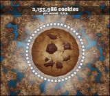 Cookie Clicker is a very addicting game if you get this game trie not to brake anything !!!!