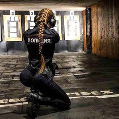 Russian police – Women In Uniform Military Women, Military Police, Women Police, Female Police Officers, Gangster Girl, Female Soldier, Warrior Girl, Girl Power, Hot Girls
