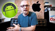 Nog een vergelijkingen video over de iphone en android phone