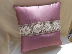 sabby chic pillow  pillow cover rose  pillow cover  di Ilfilodoro