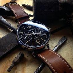Bell & Ross. Classic timepiece