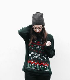Ode to Christmas sweaters