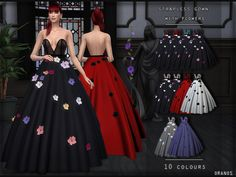 As soon as I see this dress in Golden Globes 2019 I thought that this dress should be in Sims So I decided to create it. Found in TSR Category 'Sims 4 Female Everyday' Sims 4 Mods Clothes, Sims 4 Clothing, Sims Mods, Clothing Sets, The Sims 4 Pc, Sims Cc, Maxis, Sims 4 Wedding Dress, Sims 4 Cc Folder