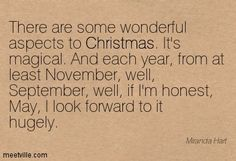 Miranda Hart - Christmas quote <-- OMG this is so me its actually scary! I am actually getting excited now.