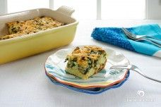 You Should Cook This: Super-Healthy Breakfast Casserole