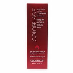 Conditioner that boosts fading red inbetween colors.  Works great and makes hair silky smooth.  They have it for blonde, black, platinum & brunettes too.