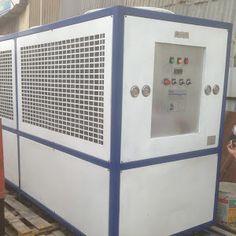 chiller gas r407c