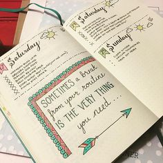 #planwithmechallenge Not a daily post but I did the unthinkable and took a week of from my #BulletJournal *gasp*! I was in a bit of a rut in general and just wanted a week with no plans besides my work schedule... When I came back to it today, I was feeli