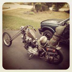 Ironhead chopper