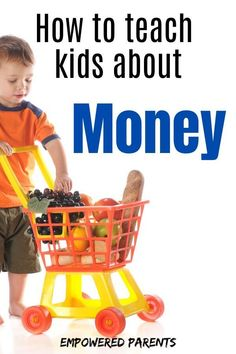 10 Practical Ideas for Teaching Preschoolers About Money - Empowered Parents