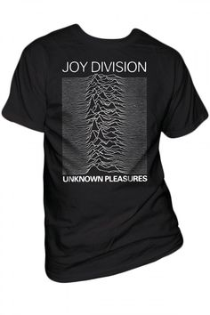 Men's Joy Division Unknown Pleasures T-Shirt