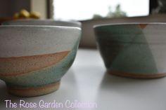 White and copper rust glazes Glaze, Rust, Bowls, Copper, Tableware, Garden, Enamel, Serving Bowls, Dinnerware